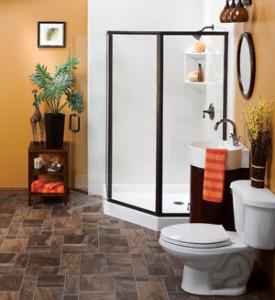 Bathroom Fixtures In Orange County Ca tub to shower enclosure orange county | los angeles, ca