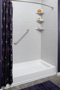 Tub to Shower Conversion Richmond, Virginia