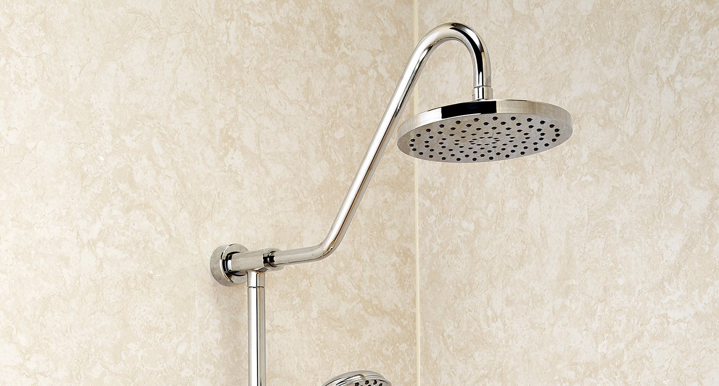 How to Replace Bathroom Shower Fixtures