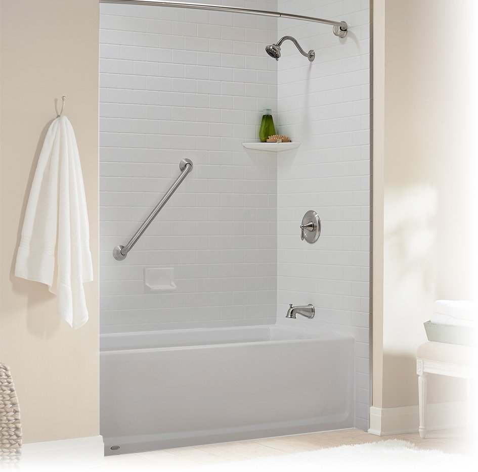 Bath and Shower Remodeling | BathWraps by Liners Direct