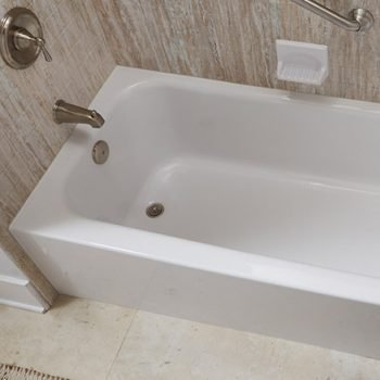 How to You Remove an Old Bathtub