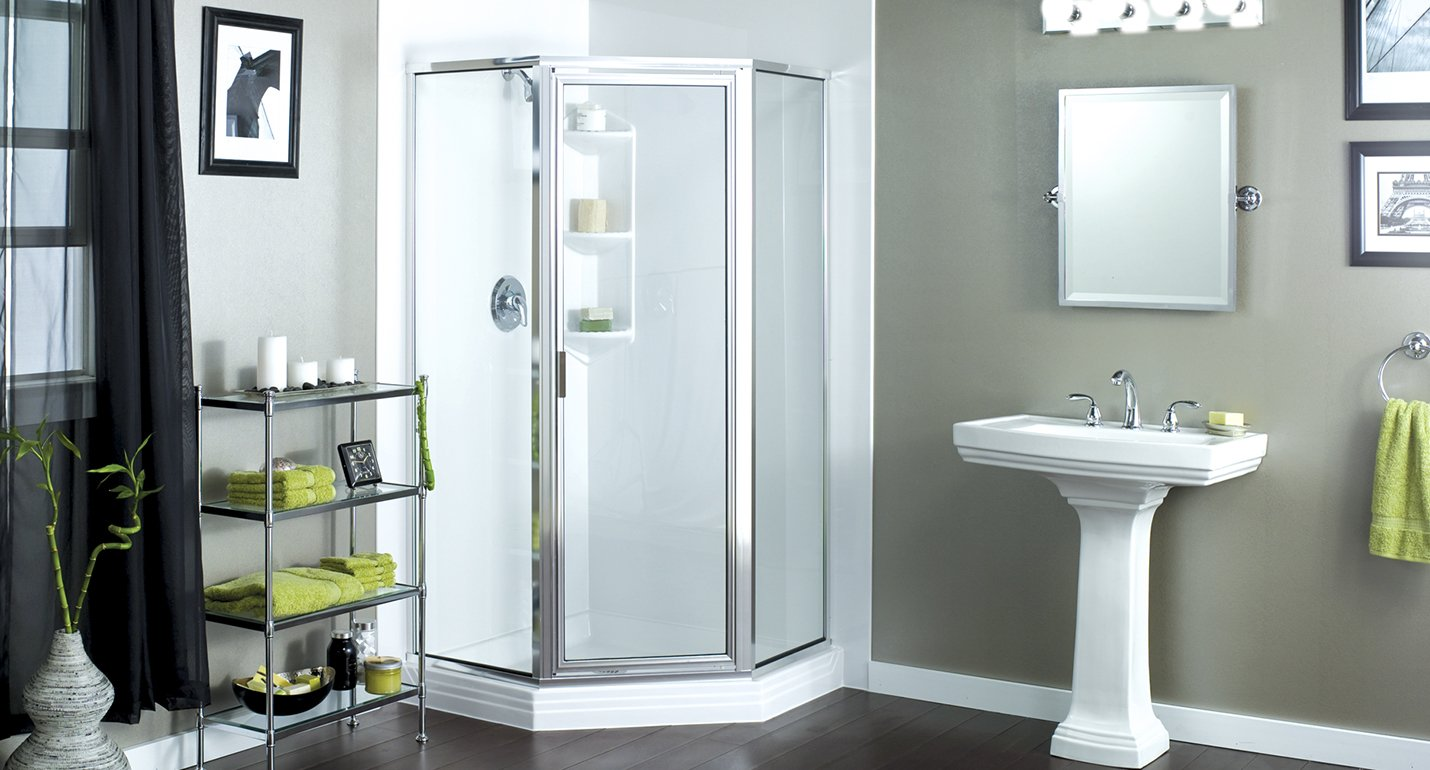 Ideas to Remodel a Bathroom With a Small Shower