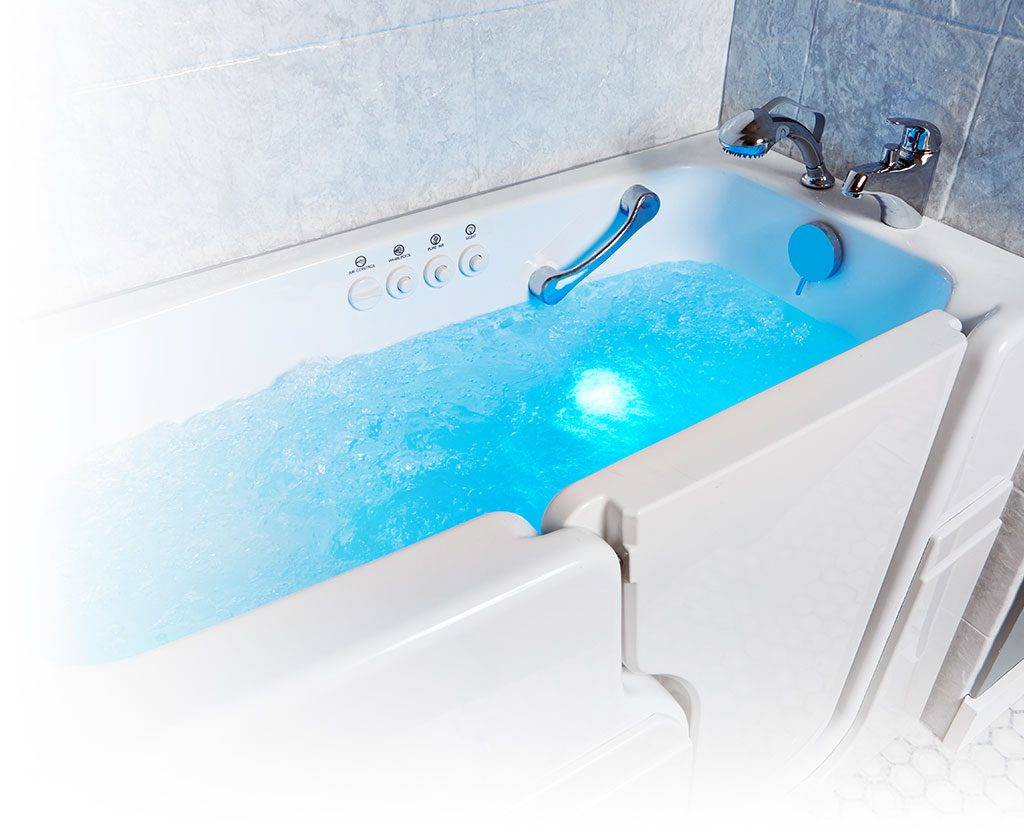 Walk in Tubs Bathtubs and Jacuzzis | BathWraps