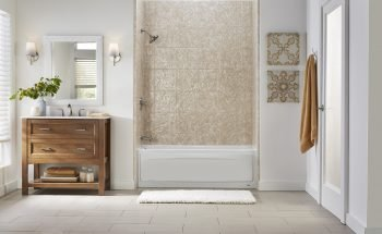 Acrylic Shower