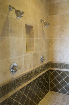 What Can You Use in a Shower Instead of Tiles?