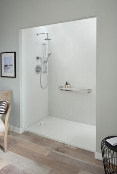 Should You Replace Your Tub With a Walk-In Shower?