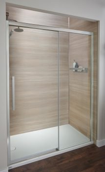 What Is a Low-Threshold Shower?